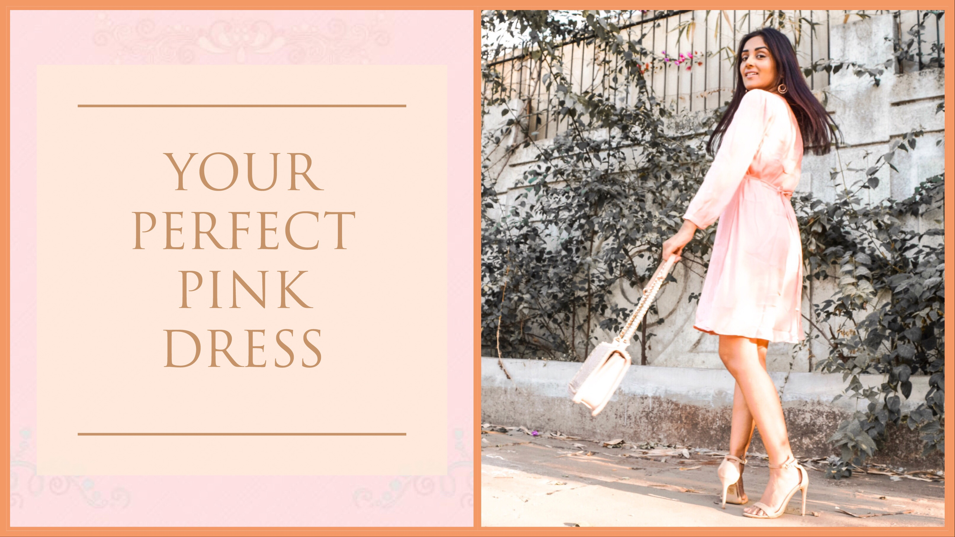 Your perfect pink dress10 Pink Dresses
