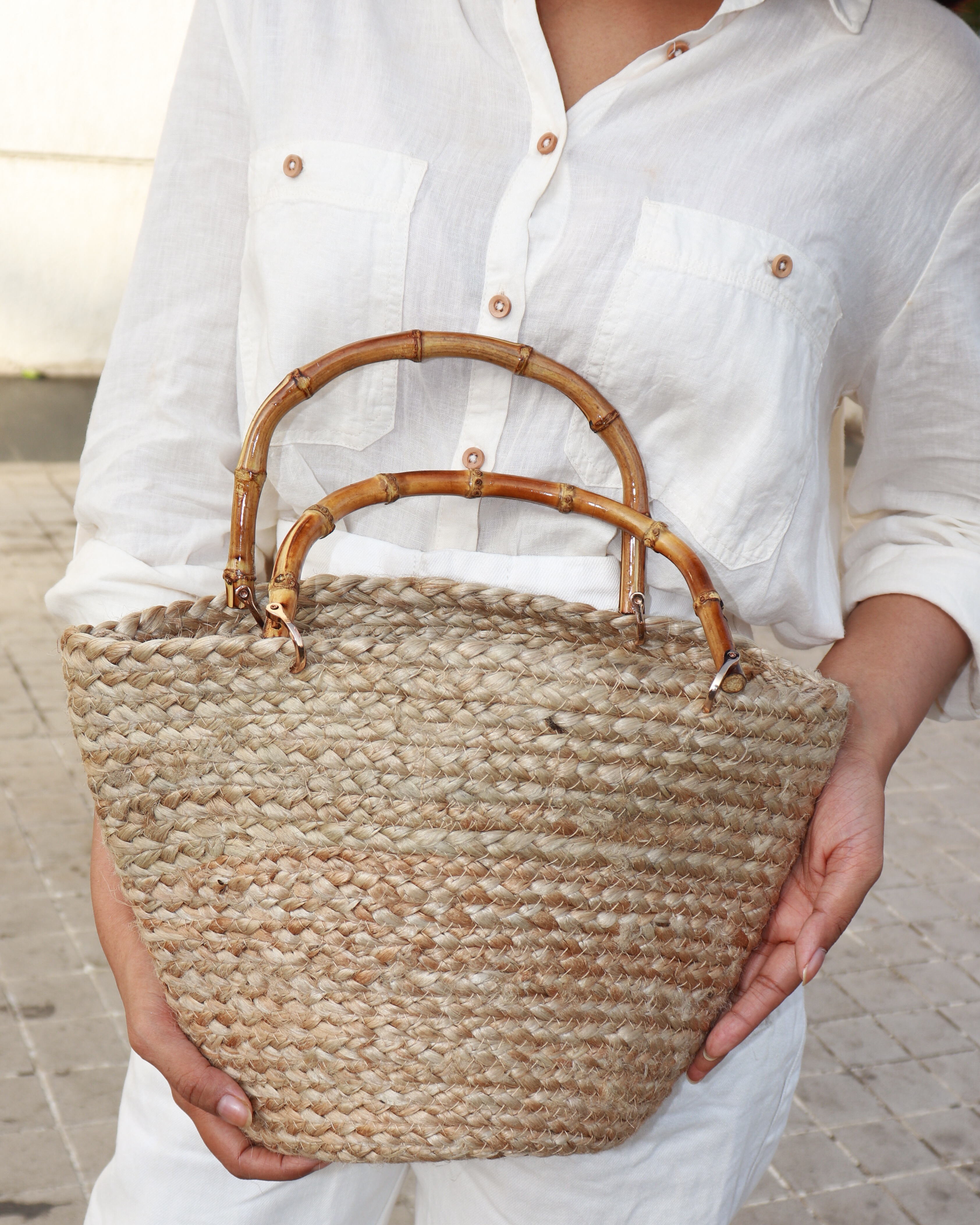 ONE STEP TOWARDS SUSTAINABILITY WITH THE JUTE BAGS - 3