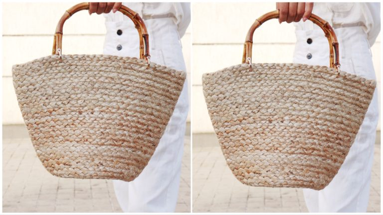 ONE STEP TOWARDS SUSTAINABILITY WITH THE JUTE BAGS
