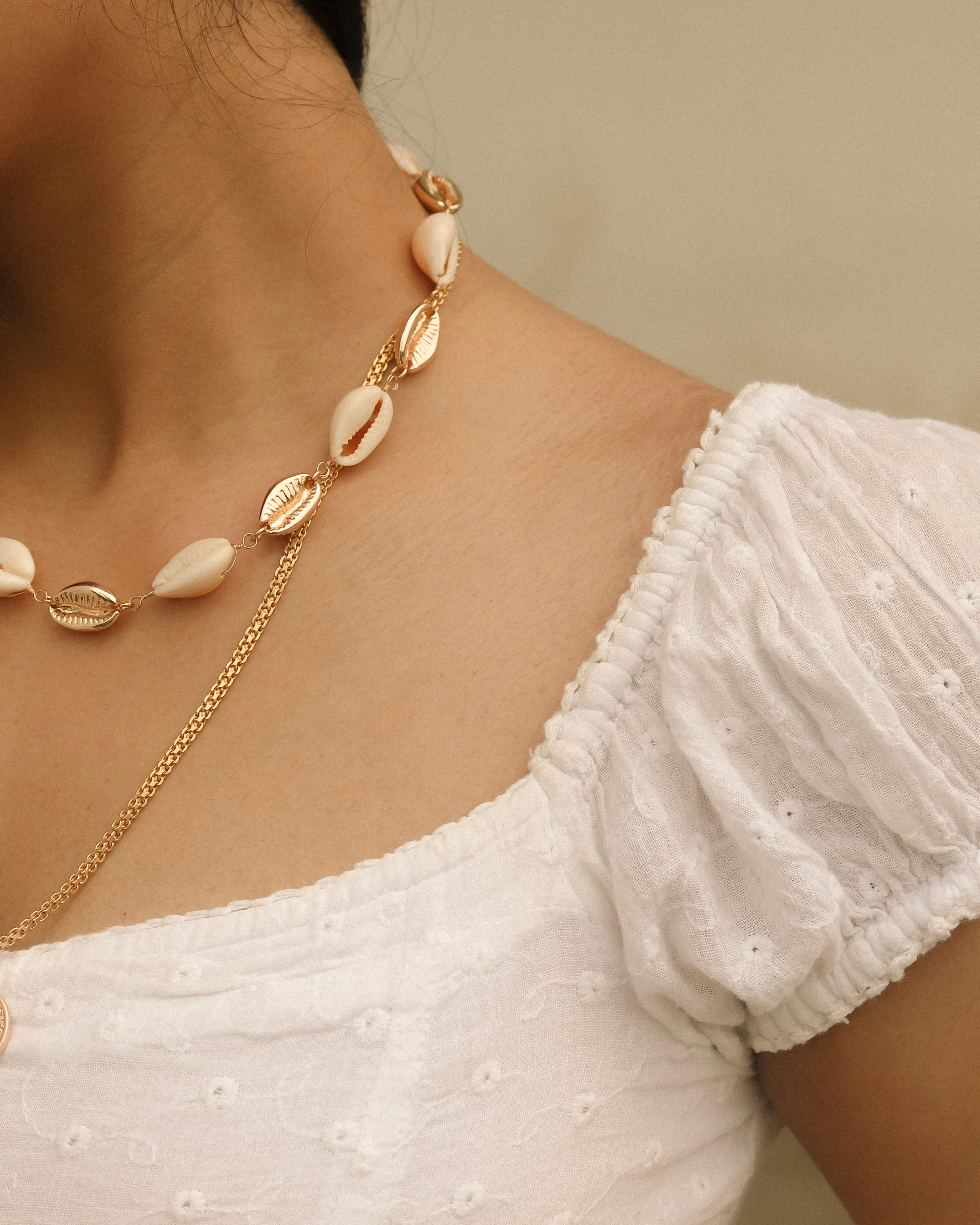 Shell jewellery in Trend -Fashion Raasa