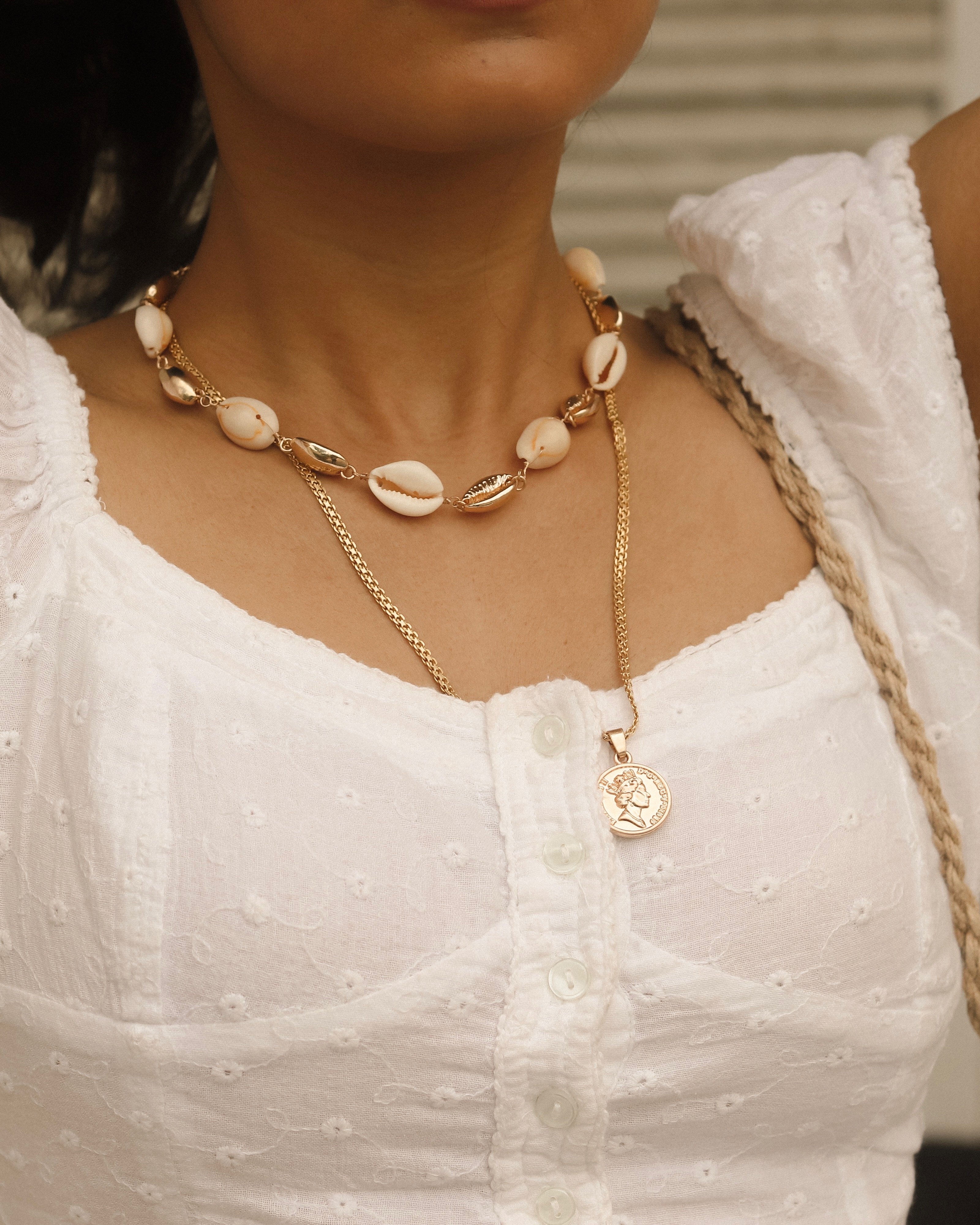 Shell jewellery in Trend -Prity Singh