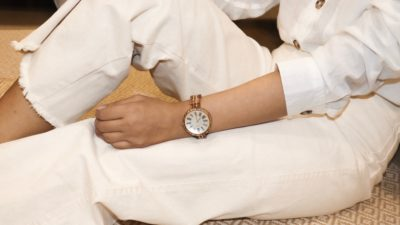 My Favorite Accessory -A Watch by JORD