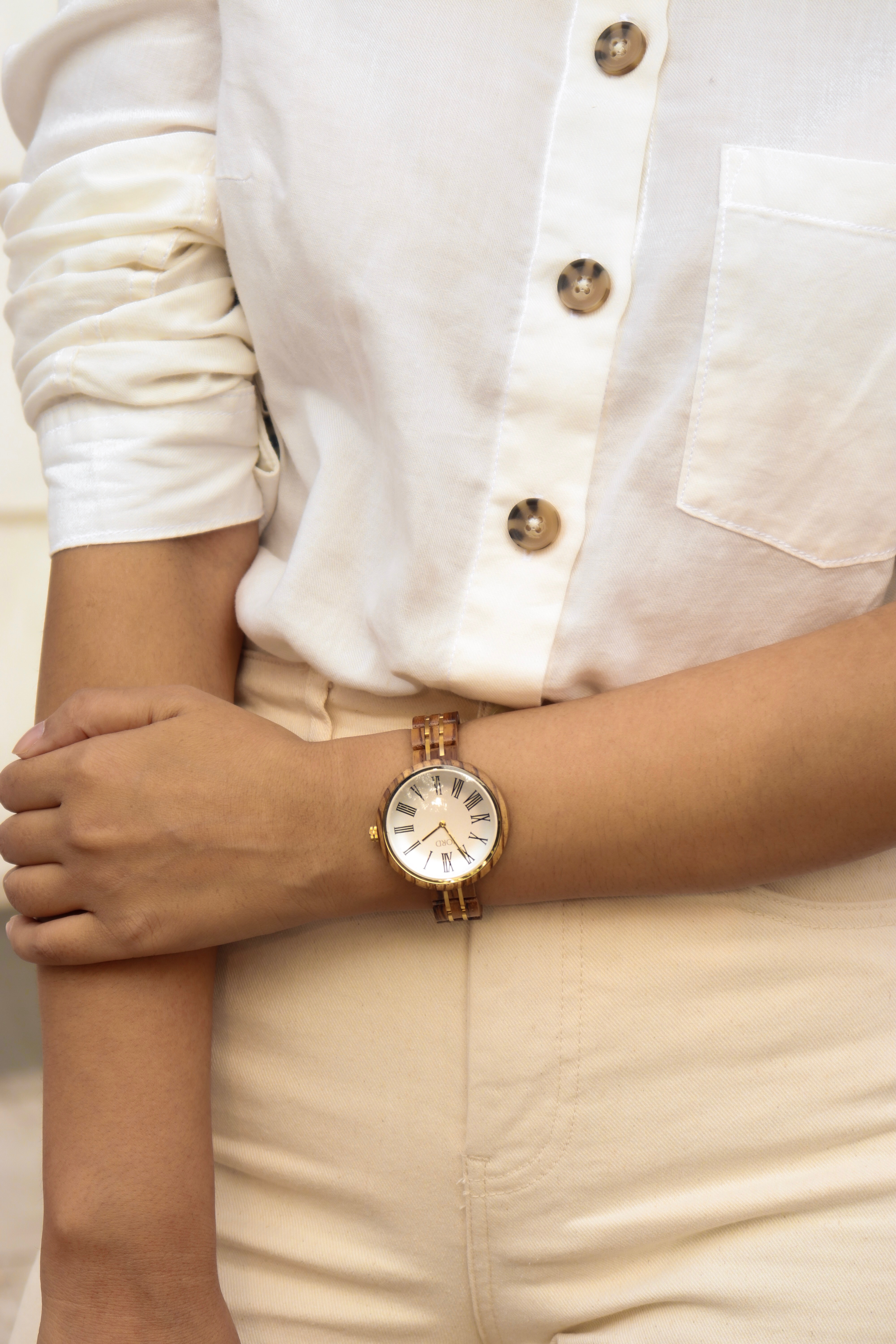 My Favorite Accessory A Watch by JORD - Prity Singh