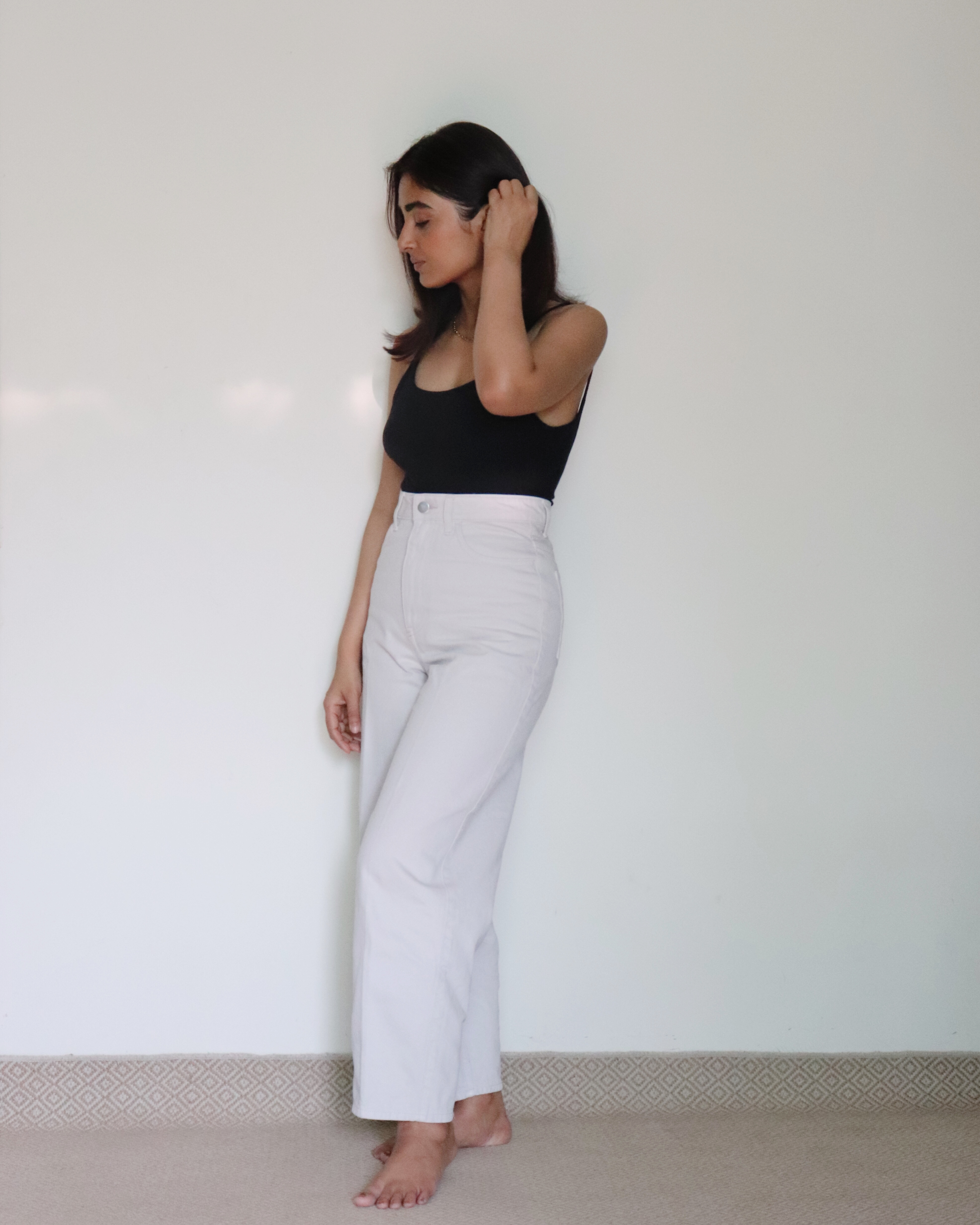 High Waist Denim for petitte - Fashion Raasa