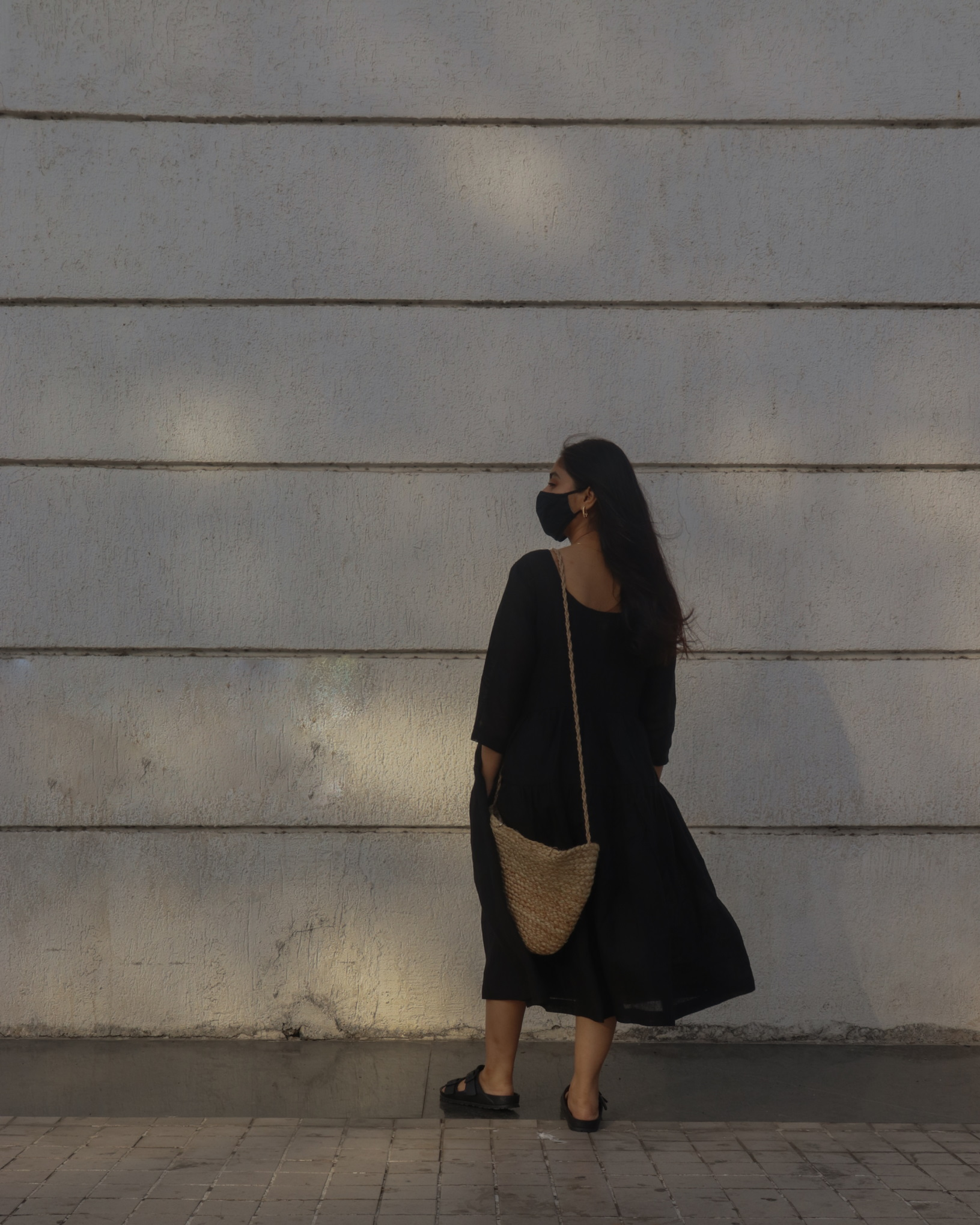 how to style LBD for summer